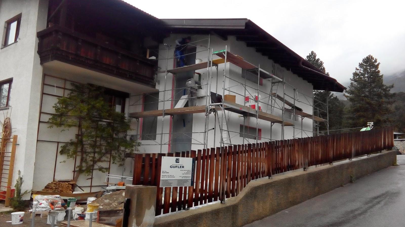 Zu- und Umbau Schulgarten Telfs – Georgenweg